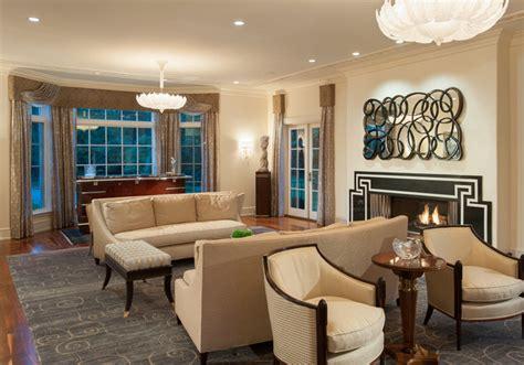 Art Deco Spectacular  Contemporary  Living Room