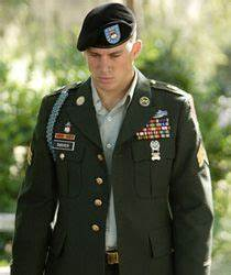 YES please!!!!channing tatum in army uniform nothing gets ...