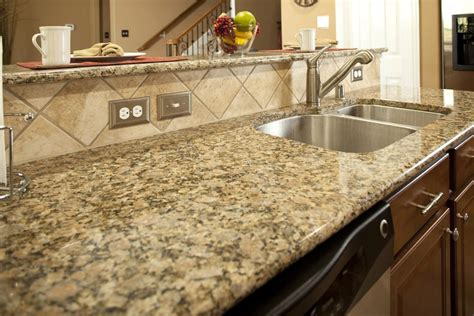 Granite Countertops by Your Ultimate Guide To Different Types Of Kitchen Countertops