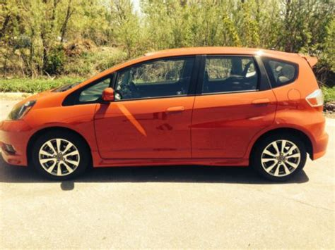 Find Used 2013 Honda Fit Sport Package, 2,000 Miles Like