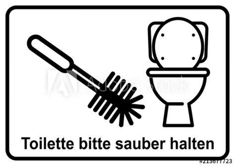toilette sauber halten ms13 markierungschild gz131 grafikzeichnung nmss21 newmodernsanitarysign nmss toilette