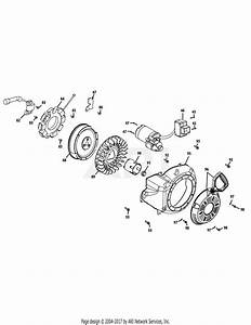 Troy Bilt 31ah55r5711 Storm 3090  2012  Parts Diagram For 483