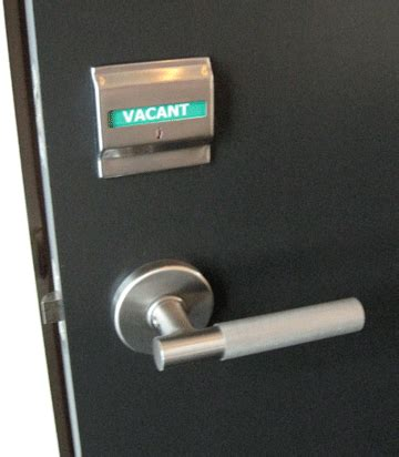 Vacant Occupied Bathroom Locks Selling Modern In A Traditional Neighborhood Dc By