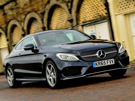 With a higher than average resale value, financing can pay off in the long run. 2016 Mercedes C220d AMG Line Coupé, car review: A grand ...