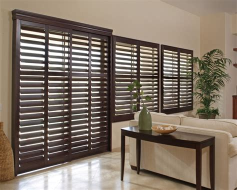 Wood Plantation Shutters by 20 All Plantation Shutters