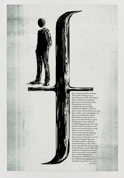top  stunning  rudyard kipling typography posters