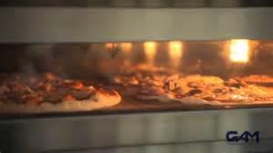 PROMOSHOP Four à pizza électrique cuisson feu de bois