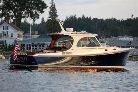 Hinckley Boat Construction by New Hinckley Boats For Sale Boats