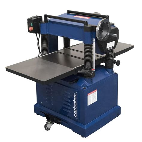 carbatec  deluxe thicknesser thicknessers carbatec