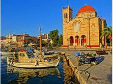 Matt Barrett's Guide to Aegina