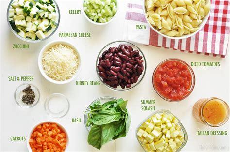 how to make healthy pasta healthy pasta salads jovina cooks