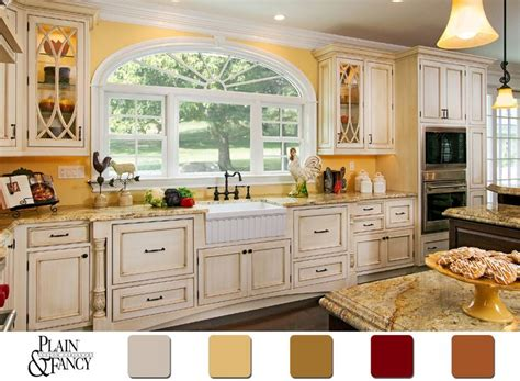 country kitchen colors schemes 350 best color schemes images on kitchens 6024