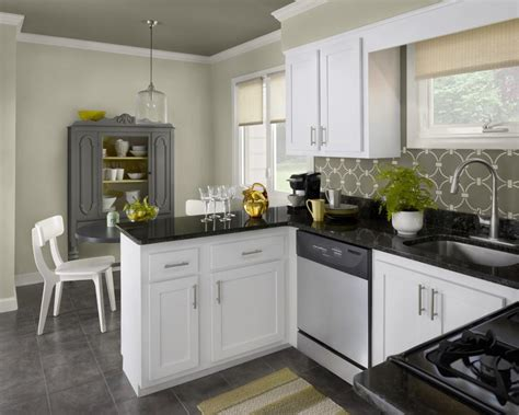 Small Black And White Kitchen Designs  Kitchentoday