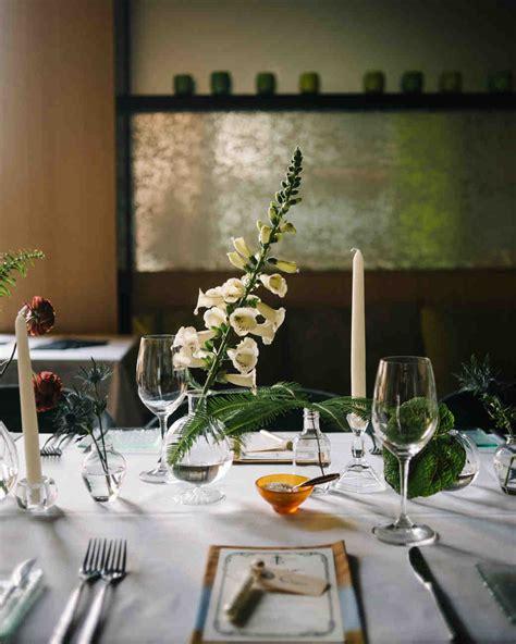 Wedding Decoration Minimalist by 36 Simple Wedding Centerpieces Martha Stewart Weddings