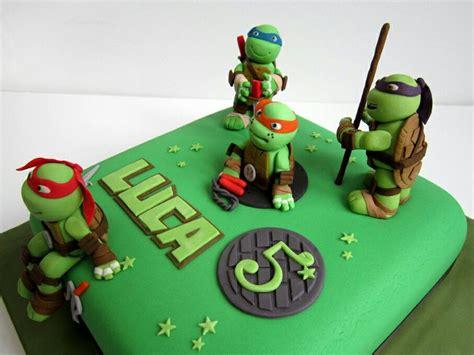 torta tortuga ninja tortas decoradas ninja turtle