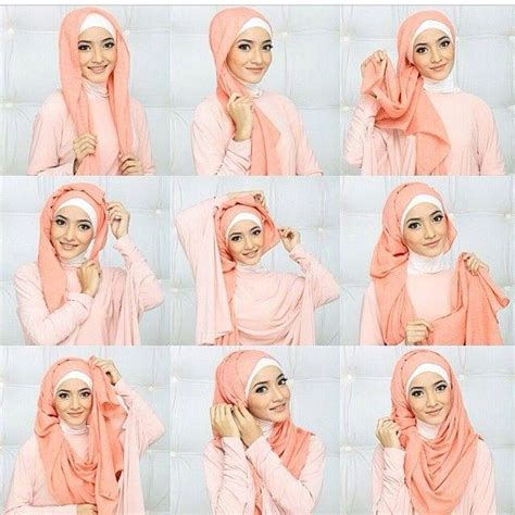 latest hijab styles  heart shaped girl faces hijabiworld