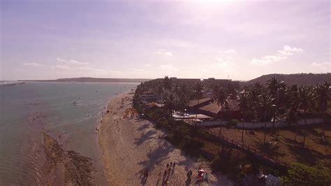 praia barra de sao miguel gideon drone youtube