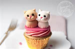 cat cupcakes cats cupcake tutorial for your