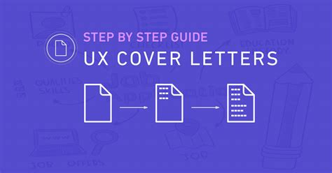 ux cover letters  step  step guide ux beginner