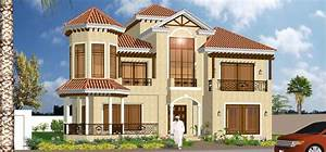 New home designs latest : Modern residential villas