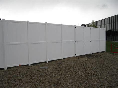 We Do Fences, Gates Up To 12 Ft High  Vinyl Gates