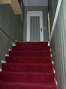 peinture pour monte descalier pour une dco monte With beautiful peindre un escalier en blanc 11 cage escalier et hall dentree