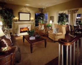 Earth Tones Living Room Gallery