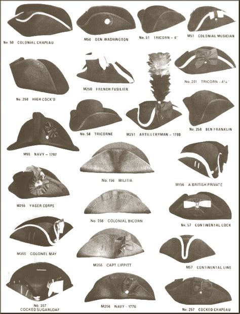 Colonial Hat Template by The Gallery For Gt Tricorn Pirate Hat Pattern