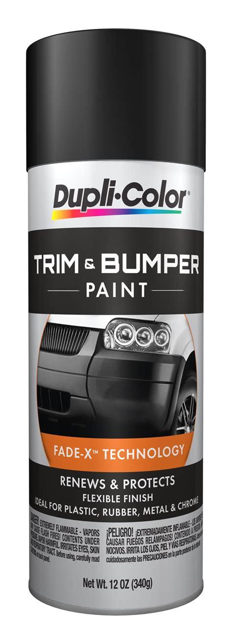 dupli color bumper coating dupli color paint tb101 dupli color trim and bumper