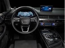 brandchannel Audi's Virtual Cockpit Seamless Dream or