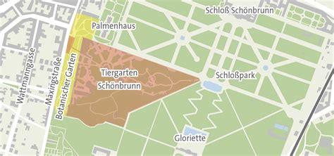 Botanischer Garten Wien Plan by Botanischer Garten Bundesg 228 Rten Und Bezirk Gegen Zoo