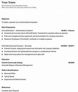 chronological resume format template resume template With chronological resume builder