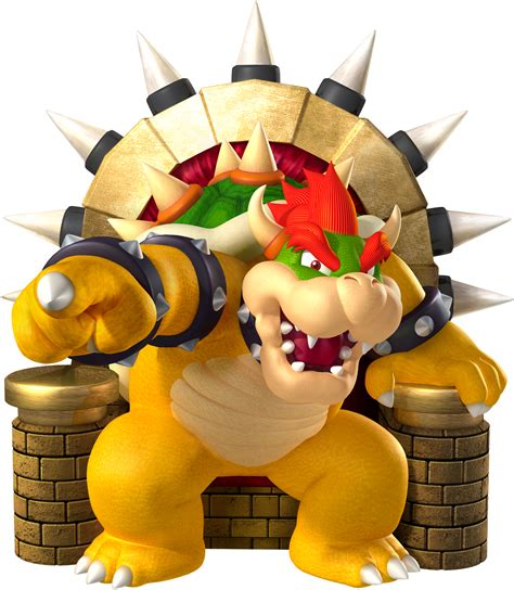 Bowser Favourites By Gamesrp Kingboo On Deviantart