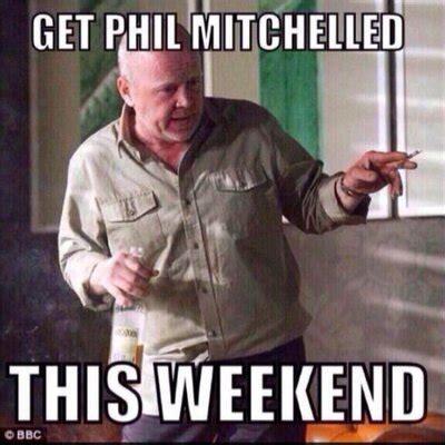 Mitchell Meme - phil mitchell itsmrmitchell twitter