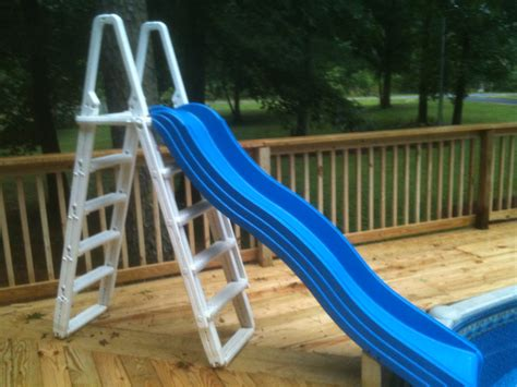 i did this over the weekend my wife found the slide at a
