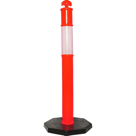 best 28 builders edge 500mm soft traffic safety cone