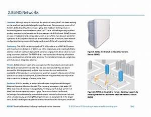 Small-Cell Backhaul: Industry Trends and Market Overview