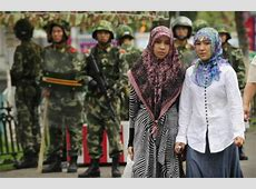 The Persecution of China's Muslim Uyghurs Religion