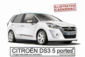 Citroen Ds3 Prix Neuf : citro n pr pare une ds3 cinq portes ~ Gottalentnigeria.com Avis de Voitures