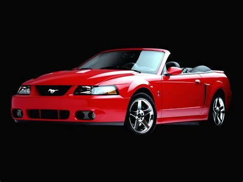 2004 Ford Mustang Svt Cobra Pictures Cargurus