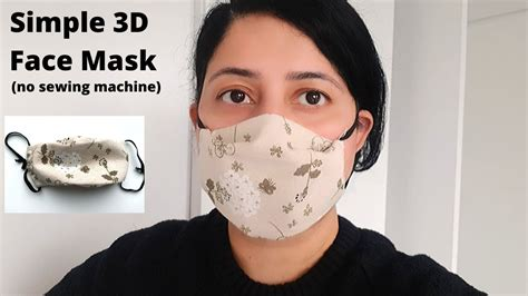 face mask sewing tutorial     cloth face mask