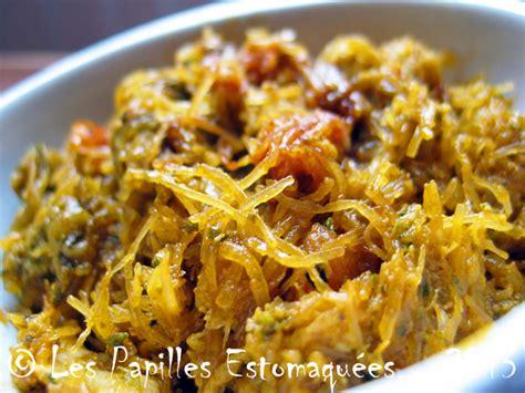 cuisiner des salsifis chair de courge spaghetti poêlée au basilic et à la tomate