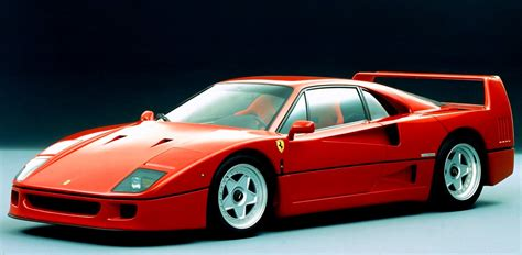 F40 Top Speed by 1987 1992 F40 Top Speed