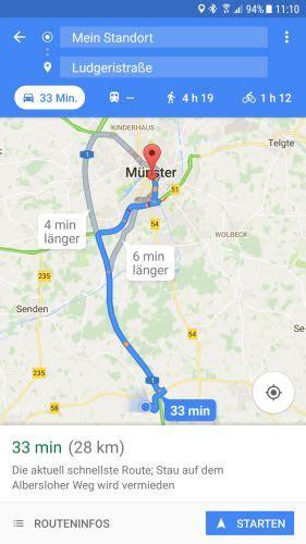 google maps routenplaner das kostenlose handy navi