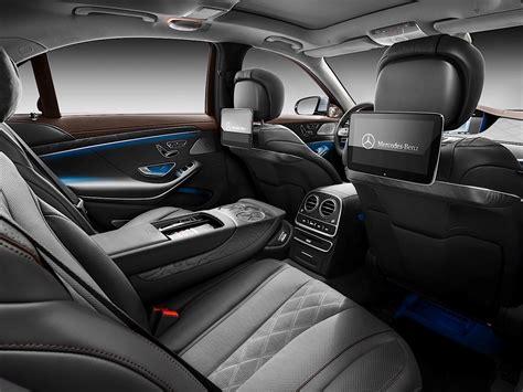 2018 Mercedes Benz S Class Facelift Interior Finally Spied