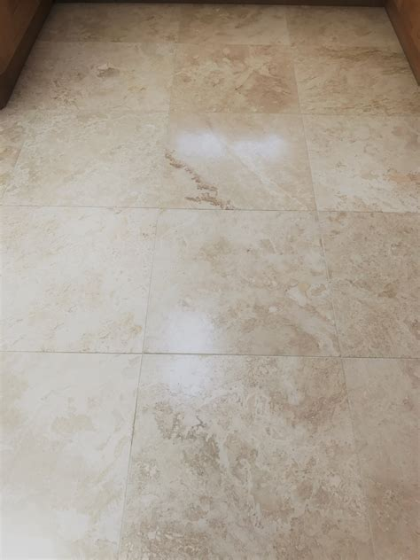 travertine floor cleaning polishing gallery absolute