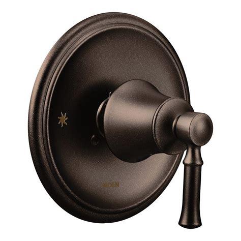 Shower Handles - moen dartmoor posi temp 1 handle wall mount shower only