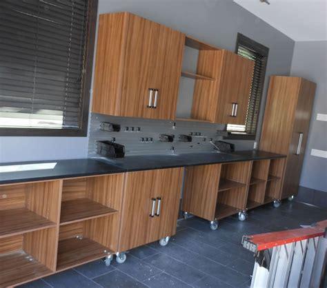 custom garage cabinets custom garage cabinets storage workbench in island