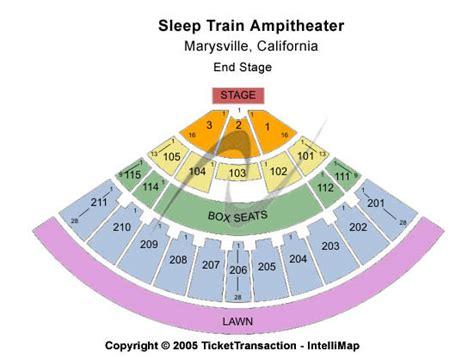 sleep train amphitheater seating brokeasshomecom