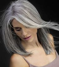 Image result for one gray hair art